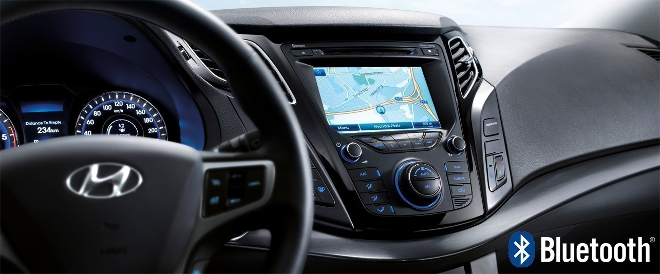 Hyundai Bluetooth